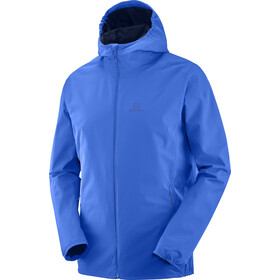 Salomon Essential Chaqueta Hombre, nautical blue